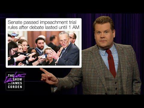 Impeachment Day 1: After Dark Edition