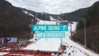 Day 9 Para Alpine Skiing Highlights | PyeongChang 2018 Paralympic Winter Games
