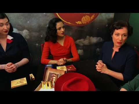 Project Bésame  Agent Carter: 1946 Collection Reveal