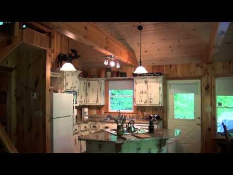 Creek Cabin For Rent On VRBO