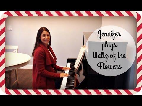 Jennifer performs Waltz of the Flowers by Tchaikovsky