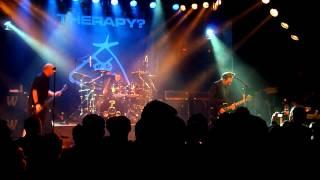 Therapy? - Ghost Trio (live @ Szene, Vienna, 20121105)