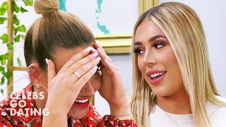 EXPOSED! Love Island's Megan Barton-Hanson Slides into Demi Sims' DMs?! | Celebs Go Dating