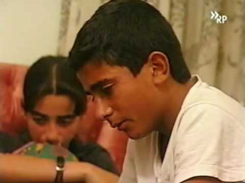 palestinian and israeli children meet each other (heartbreaking)
