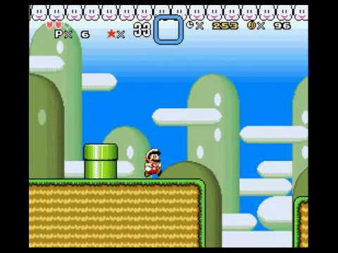 how to fly in super mario world