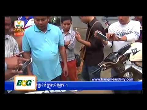 Khmer News, Hang Meas Daily News HDTV, On 16 September 2015, Part 05 ,06