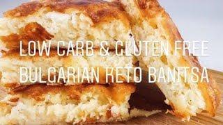 Keto Bulgarian Banitsa by Foxxy / Low Carb & Gluten Free