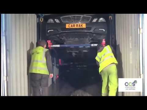 Как перевезти 4 машины в одном контейнере,4 cars in 1 container   4 машин в контейнер