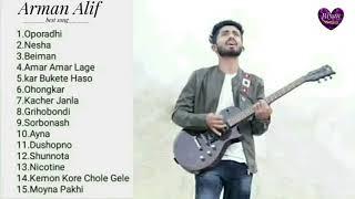 Bengali New Sad Songs Arman Alif Latest Bengali Sad Songs Audio Playlists