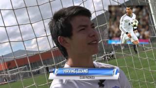 Tuzostv: El perfil de Hirving Lozano.