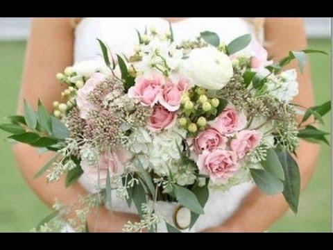 Wedding Bouquet Eucalyptus Youtube