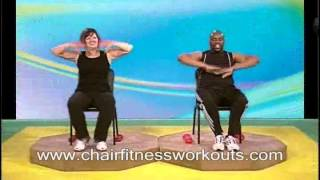Chair Fitness Workout