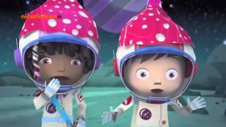 Зак и Кряк Полёт на луну 9 серия