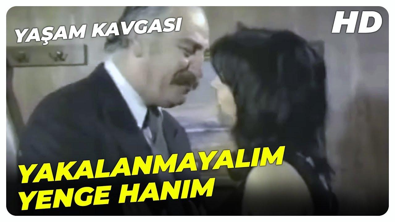Yaşam Kavgası - Yatağımda Sızmış Adam İstemem!   Fatma Girik Eski Türk Filmi