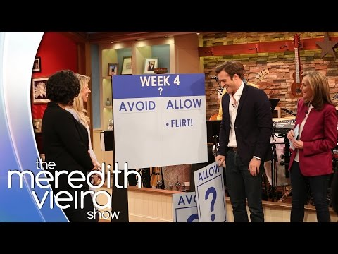 Matthew Hussey's Stages for Love Detox | The Meredith Vieira Show