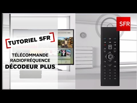 L Incroyable Telecommande En Radio Frequence Du Decodeur Plus