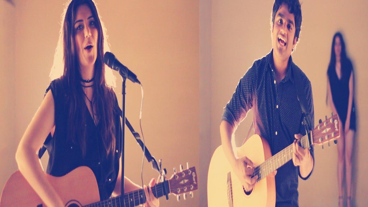 Ed Sheeran-Galway Girl | Maana ke hum yaar | Tere bin nahi lagda Mashup-Tuanna Gürdal, Vivek Nambiar