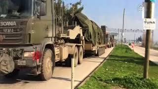Сирия: Турецкие войска начали возведение новой базы к северу от города Алеппо