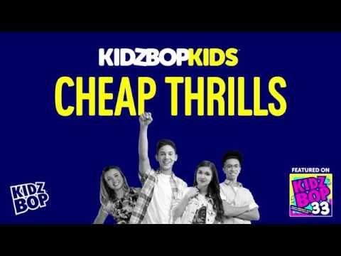 KIDZ BOP Kids - Cheap Thrills (KIDZ BOP 33)