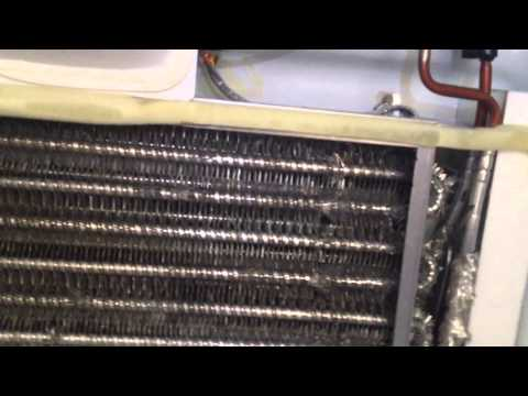Cleaning A Fridge Defrost Drain Youtube