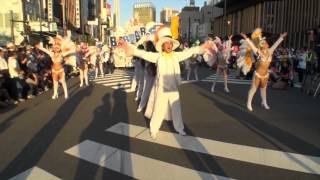 鍵 東京浅草のサンバチーム仲見世バルバロス 2012浅草サンバカーニバル