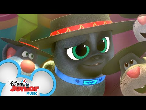 Puppyballing Pups Music Video Puppy Dog Pals Disney Junior Youtube