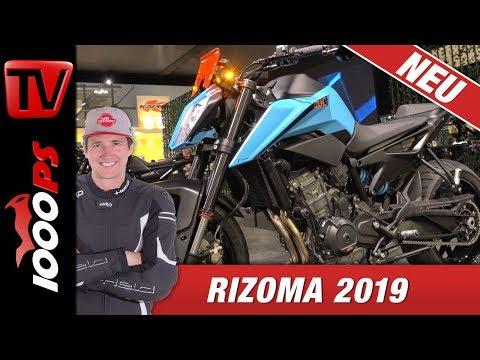 Rizoma Neuheiten 2019 - KTM 790 Duke und Husqvarna Vitpilen 701