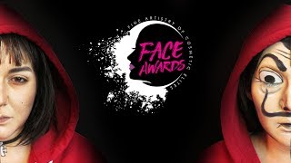 NYX Professional Makeup Chile Face Awards 2018 - Entrada