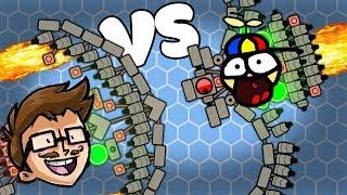 NIMBATUS MULTIPLAYER?! - Nimbatus Multiplayer Sumo Gameplay