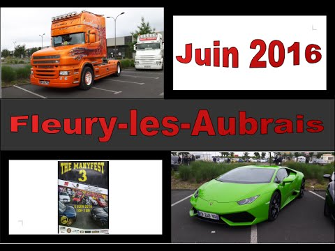 The manyfest #3 - Fleury-les-Aubrais (Juin 2016)