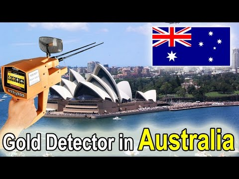 Gold Detectors in australia from Orient Technology Group