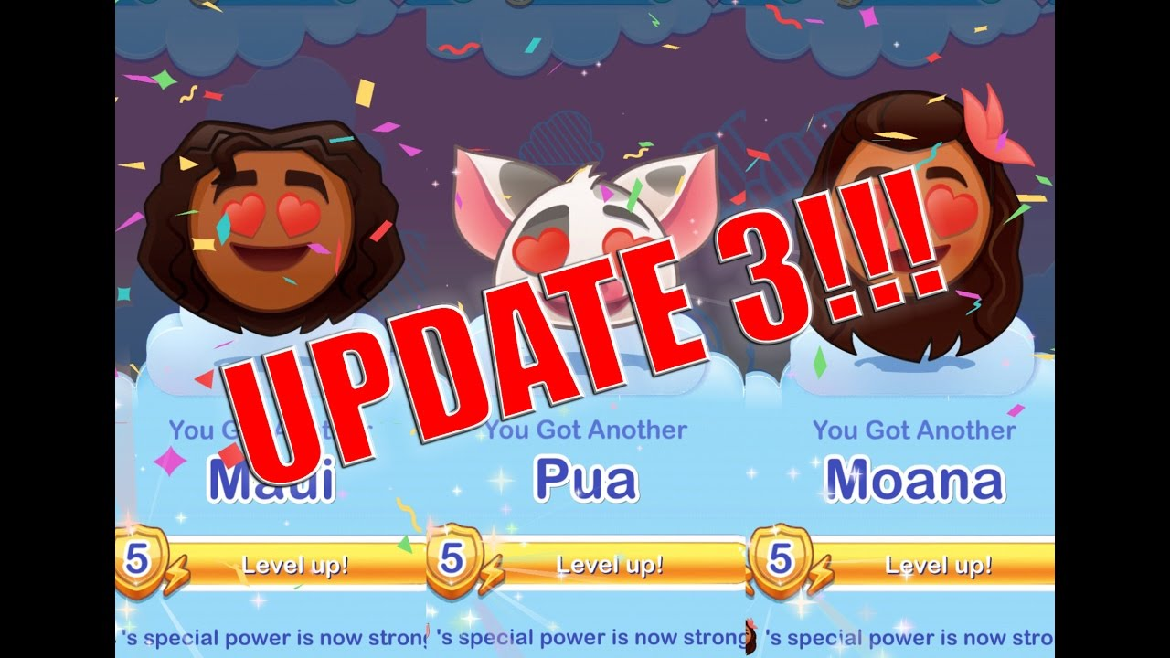 Disney Emoji Blitz 10,000 Coins! *Patched...See Description For ...