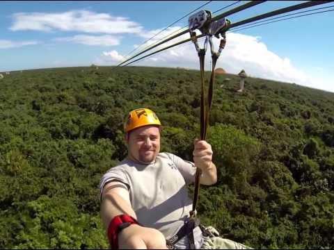 Xplor Adventure Park - Playa del Carmen, Mexico