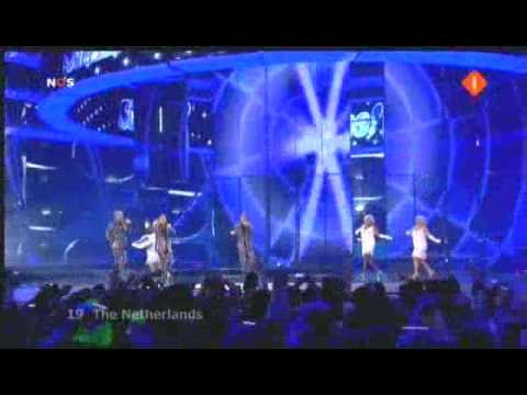 The Toppers-shine live - Netherlands to the Finale Eurovision Song Contest 2009  ?