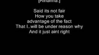 karaoke   Hate That I Love You - Rihanna Feat. David Bisbal