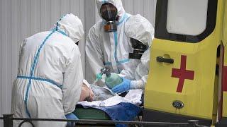 В России новый пик смертности от коронавируса