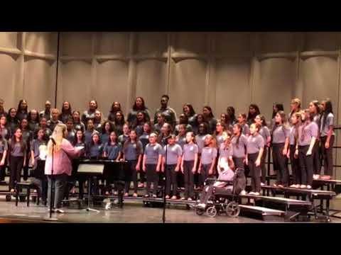 Meadow Woods Advanced Women- Bridge Concert