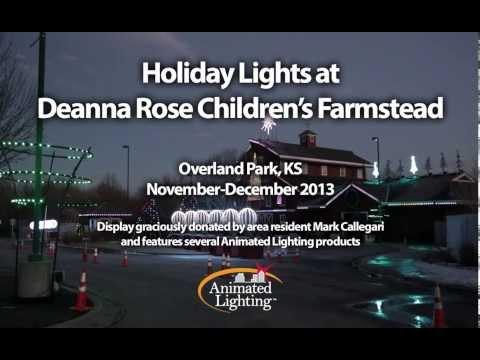 Deanna Rose Farmstead Christmas Light Show   YouTube