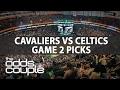 NBA Picks | Eastern Conference Finals Cavaliers vs Celtics Game 2
