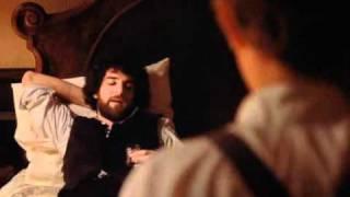 Barbra Streisand - Yentl - revelation and kiss scene.