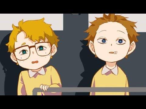 การ์ตูนidentity v โรงเรียนป่วนก๊วนอนุบาล #11
