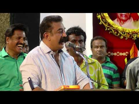 Kamal hassan Endorses Beef Eating - Let Government Not Decid