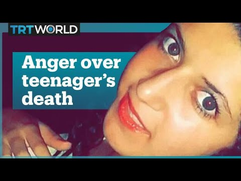 Egyptian teen's death after attack sparks anger