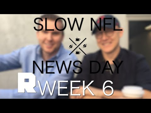 'Slow NFL News Day': Week 6 With Special Guest Chris Ryan | The Ringer
