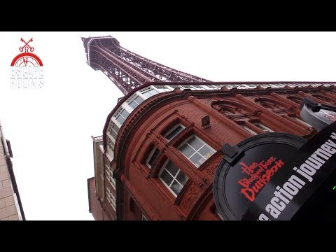 Come inside the Blackpool Tower Dungeon Escape Rooms   The Guide Liverpool