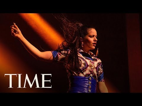 Rosalía On Integrating Famenco Music Into Other Musical Genres | Next Generation Leaders | TIME