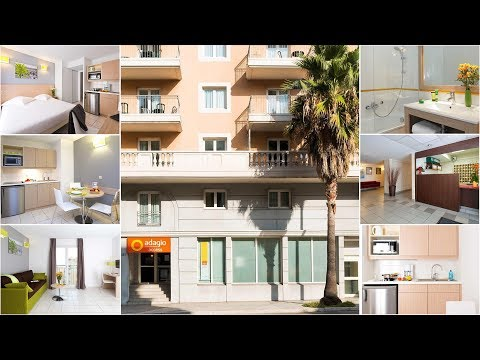 Обзор отеля Aparthotel Adagio Access Nice Magnan, Ницца, Франция