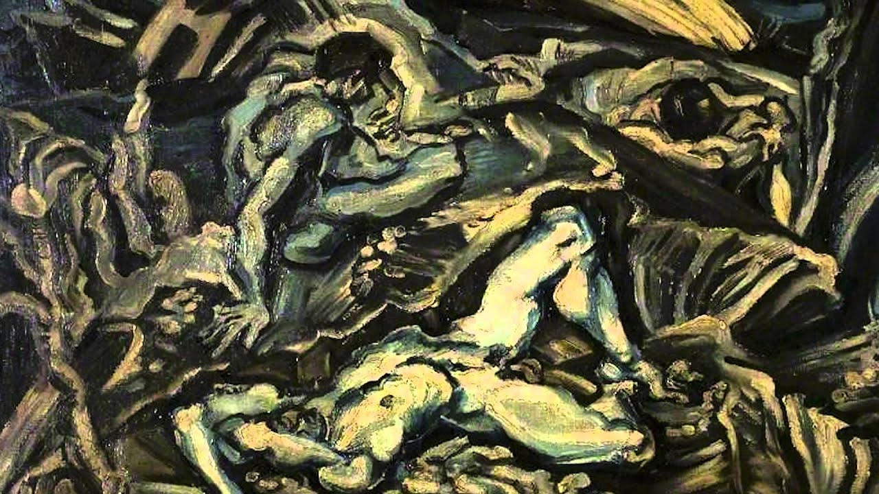 expressionist movement in world war i Abstract expressionism was an american post-world war ii art movement it was the first specifically american movement to achieve international influence and put new york city at the center of the western art world, a role formerly filled by paris.