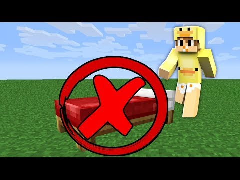 Minecraft BEDWARS || THE WORST BED DEFENCE IN ALL OF BEDWARS!!
