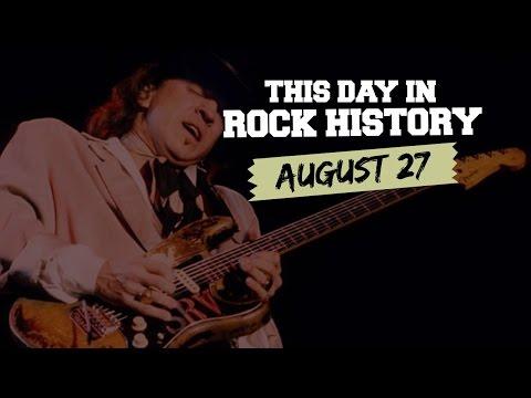 Beatles Meet Elvis Presley, Stevie Ray Vaughan Dies - August 27 in Rock History